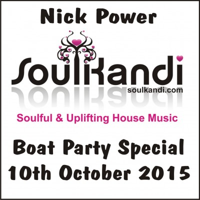 Boat Party Special Oct 2015